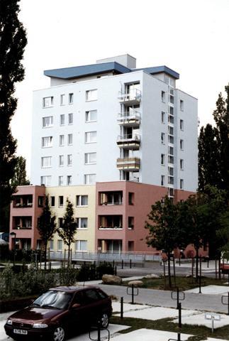 Wohnbebauung Tegel Sued