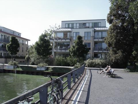 Stadtvillen Stralau-Dorf