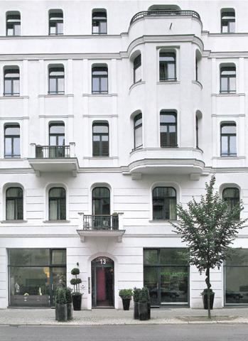 Boarding House Rosa-Luxemburg-Str Berlin