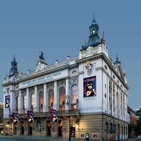 Umbau und Renovierung Theater Westens Berlin