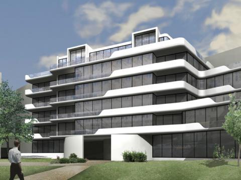 Erweiterung Hotel am Kurfürstendamm