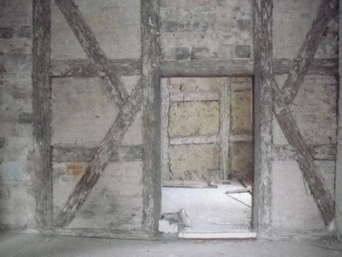 Umbau und Saniergung Jagdschloss Prillwitz
