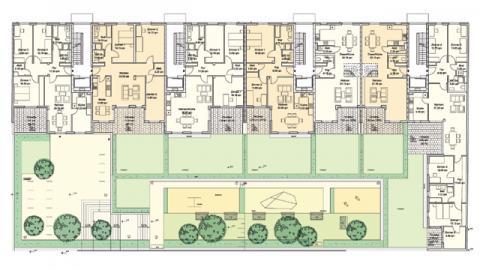Wohnbebauung John Schehr Str