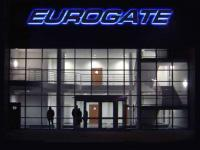 Betriebsgebäude Eurogate Hamburg